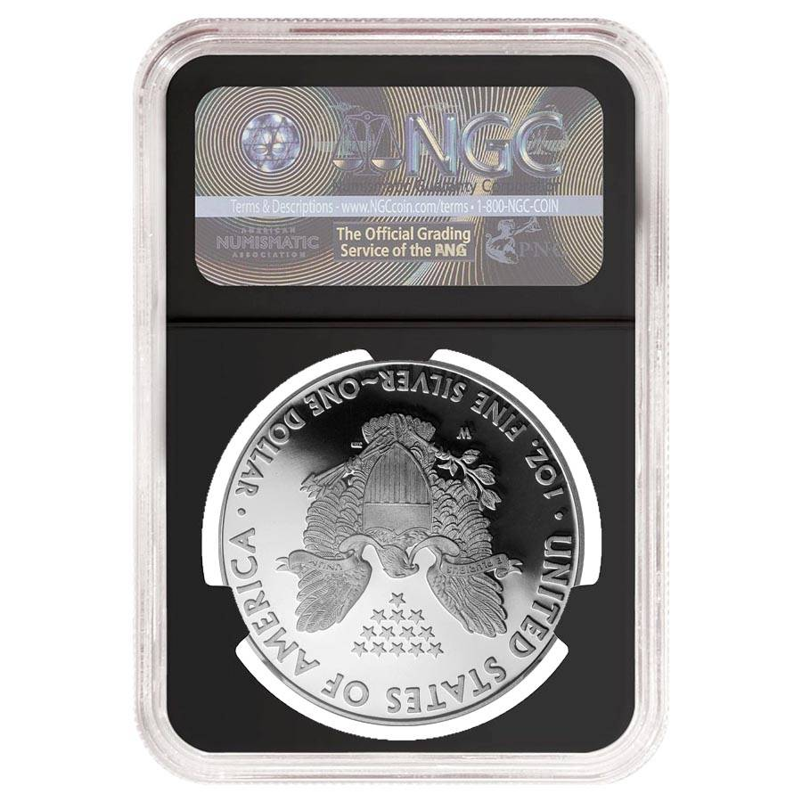 NGC PF69 UCAM 2016-W American Silver Eagle Proof