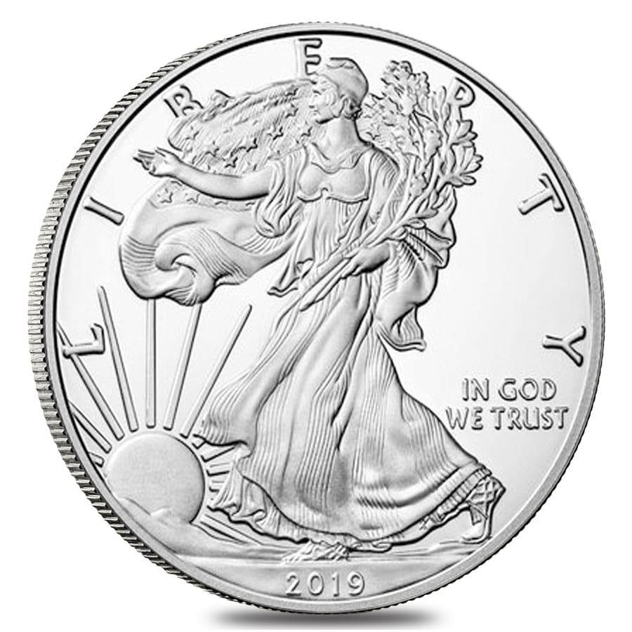 99.9/% Silver Proof Coin West Point COA 2015 American Eagle 1oz