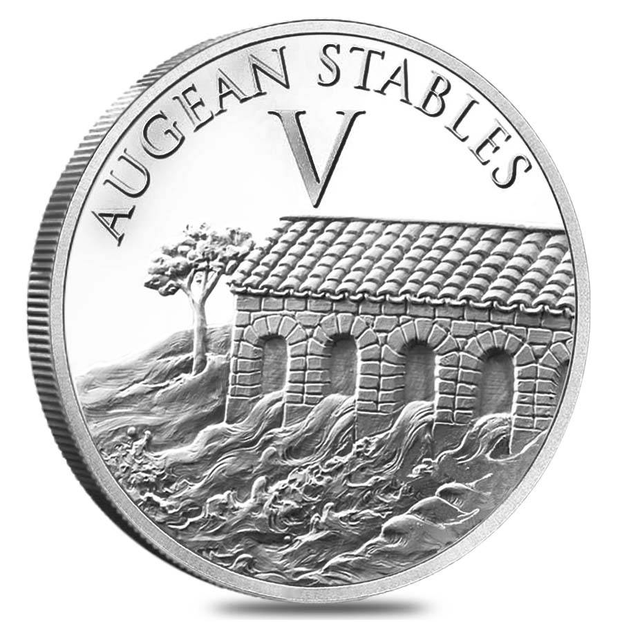 Image result for augean stables