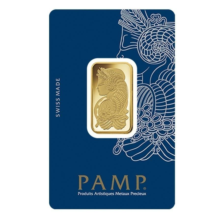 Types Vary PAMP Suisse 20 Gram Gold bar w//Assay