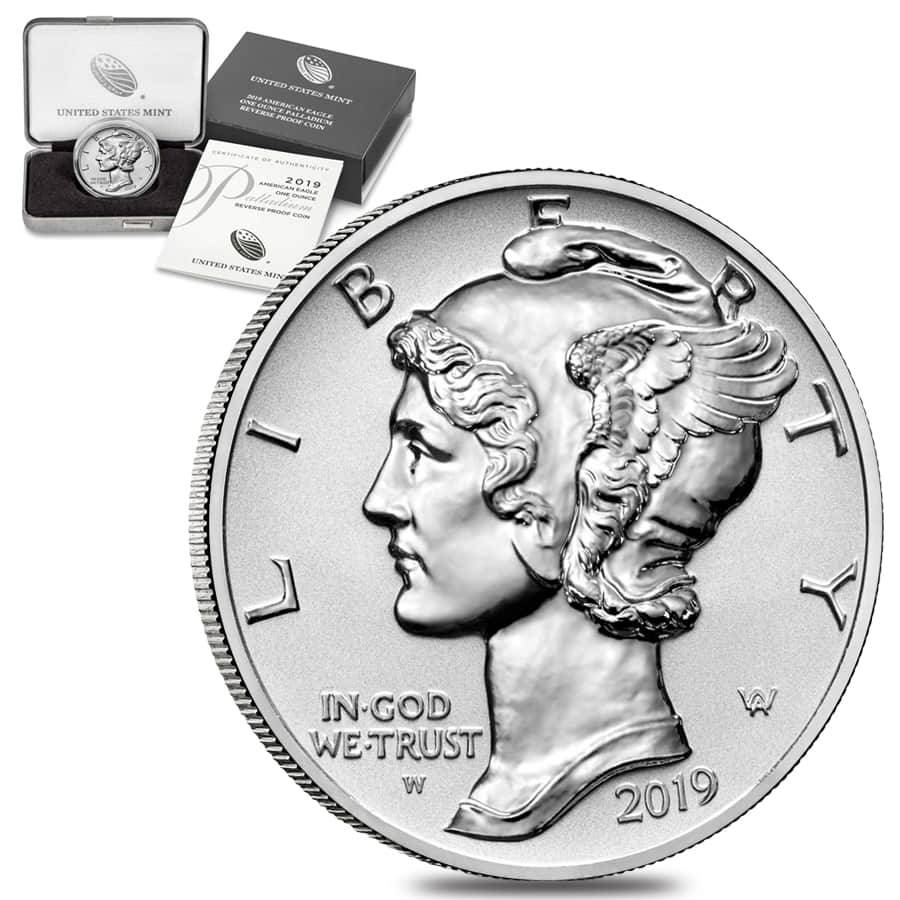 2018-S Silver Reverse Proof 10 coin Set w//CoA /& Original Packaging from US Mint
