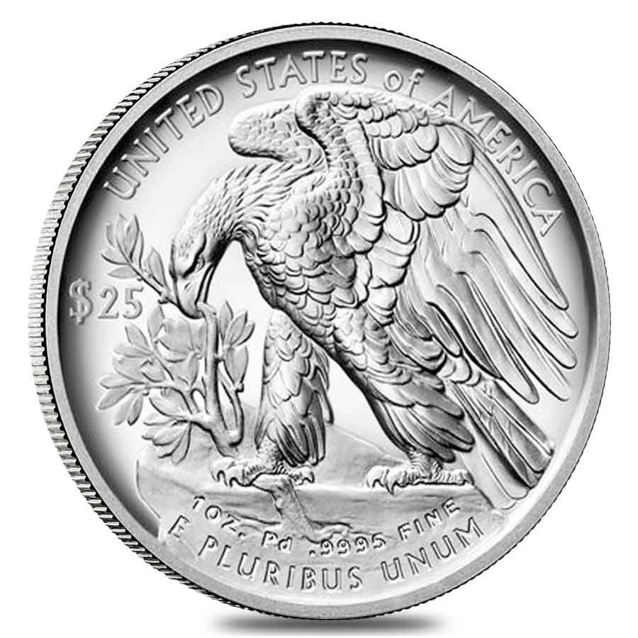 New In Stock 2018-W Proof American Silver Eagle Coin with box and COA