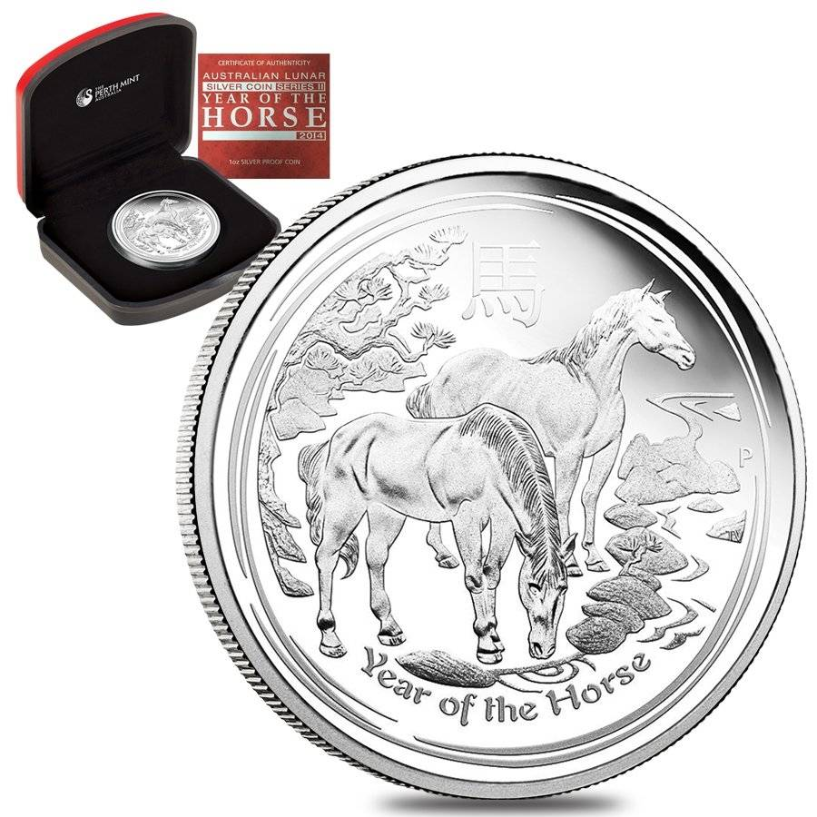 YEAR OF THE ROOSTER 1 OZ FINISHED WITH 0.999 SILVER COIN ELIZABETH II