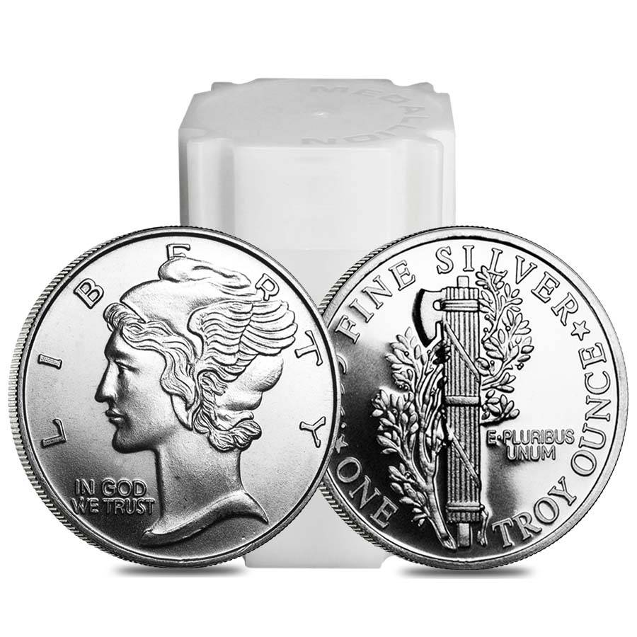 JUST BEAUTIFUL 1 TROY OZ .999 FINE SILVER ROUND