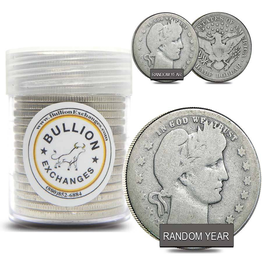 20 X 30.6 mm Direct Fit Coin Cases for Half Dollar Rounds!