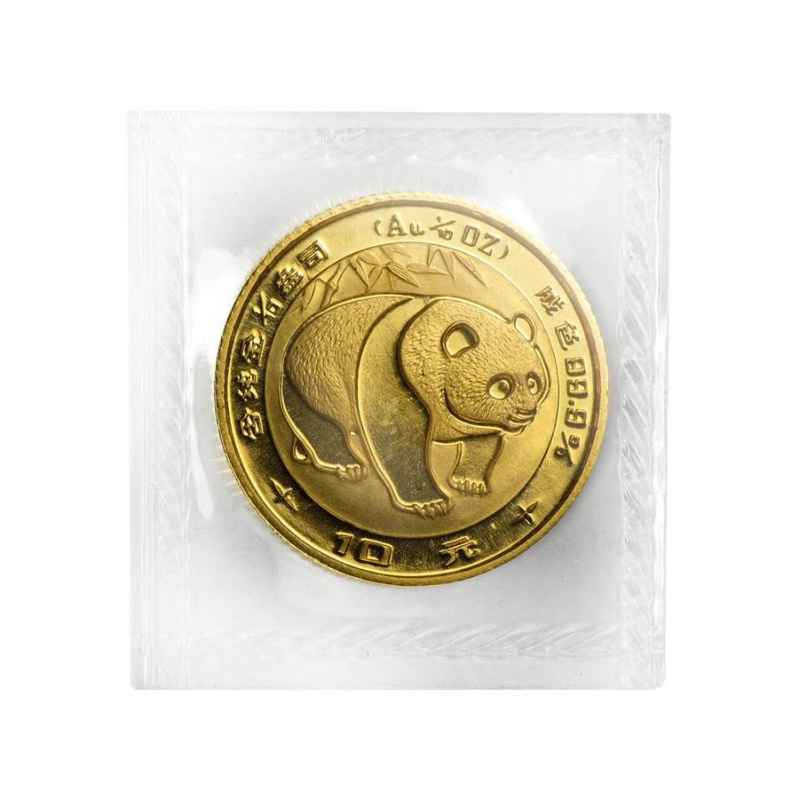 ~10 Direct Fit 18 mm Coin Capsule For Chinese 1//10 oz Gold Panda