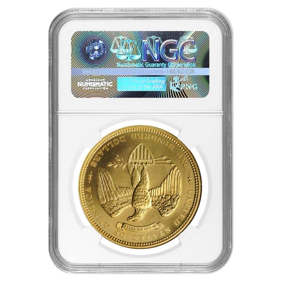 2005 1 Oz George T Morgan 100 Gold Union Private Issue Proof