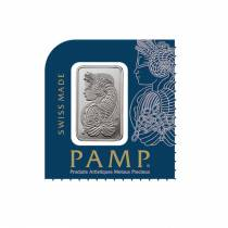 1 gram Platinum Bar - PAMP Suisse Lady Fortuna .9995 Fine (In Assay from Multigram+25)