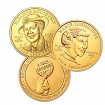 1/2 oz Gold First Spouse Coins BU/Proof Random Year (In Capsule)