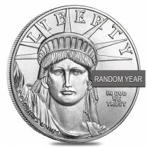 1 oz Platinum American Eagle (Random Year)