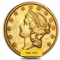 $20 Dollar Liberty Head Gold Coin for Sale | Bullion Exchanges