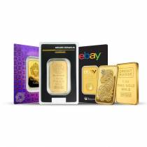1 oz Generic Gold Bar .999/.9999 Fine IRA-approved (Secondary Market)