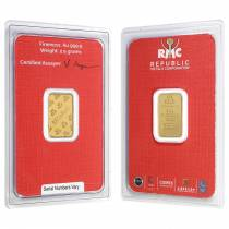 \\D3X7Q842\Internal-Images\Kate\Images for the web site\Gold\Gold Bars\RMC\2.5 gram Republic Metals (RMC) Gold Bar .9999 Fine (In Assay)