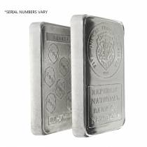 Johnson Matthey Amp Engelhard Silver Bars Bullion Exchanges