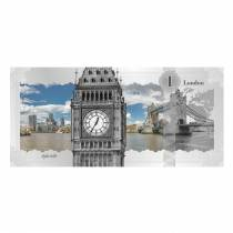 2017 5 Gram Cook Islands Skyline Foil Note $1 - London Silver Note .999 Fine
