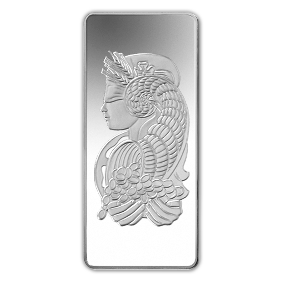 Lot Of 2 1 Kilo Pamp Suisse Lady Fortuna Silver Bar 999