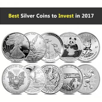 Best Silver Coins to Invest in 2017