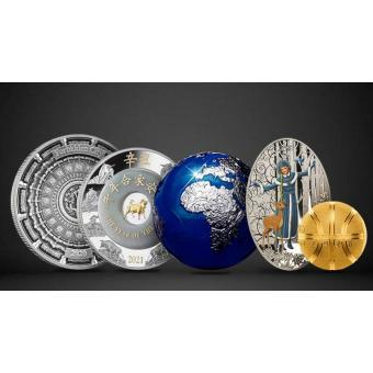 New Silver Coin Selection Will Diversify Your Special Collection!